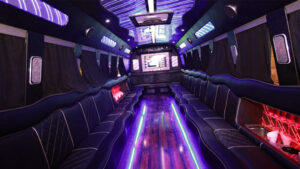 Party Bus Service Michigan